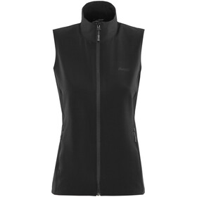 Bergans W's Ramberg Softshell Vest Black/Solid Charcoal